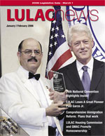 LULAC News January-February, 2006 (PDF)