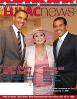 LULAC News Fall, 2008 (PDF)