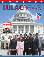 LULAC News Summer, 2008 (PDF)