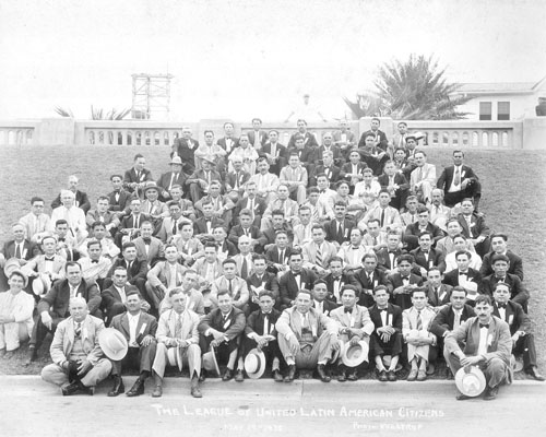 First LULAC Convention - Corpus Christi, TX - 5/17/1929